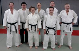 Judo-DAN-Träger Dieburg